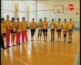 Лидеры в женском волейболе среди сузов не меняются уже 4 года