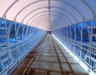 В Уссурийске будет построен первый в городе надземный пешеходный переход
