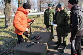 Военно-спортивная игра «Щит» состоялась на базе воинской части 39255