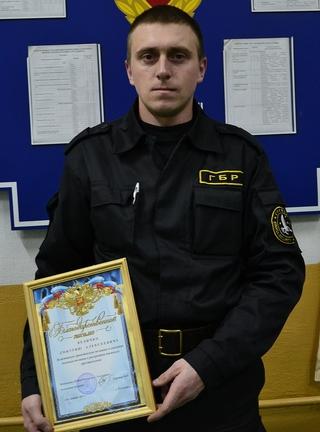 Жителя Уссурийска наградили за спасение жизни женщины-продавца