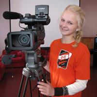 Конкурс видеороликов «Десятая муза» прошёл в Уссурийске