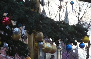 Жители сёл УГО смогут посетить различные новогодние мероприятия
