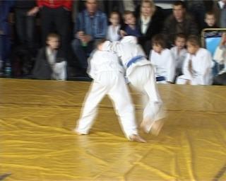 Уссурийцы стали первыми на Дальневосточном турнире по дзюдо