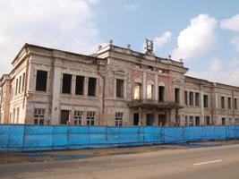 Дворец культуры имени Чумака в Уссурийске будет восстановлен