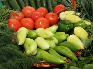 Почти 23 тонны потенциально опасных овощей задержали в Приморье