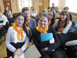Около 60 школьников стали участниками  круглого стола «Толерантность - идеология XXI века»