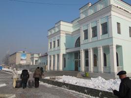 Реконструкция железнодорожного вокзала в Уссурийске подходит к концу