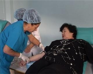 Уссурийск перевыполняет план по сбору донорской крови