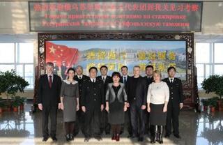 Уссурийские таможенники прошли стажировку в Суйфэньхэ