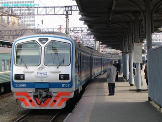 Порядка 40 электричек не выйдут на линии в Приморье после Нового года