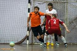 «ДДГ – Уссурийск» вышел на чистое первое место в чемпионате Приморья по мини-футболу