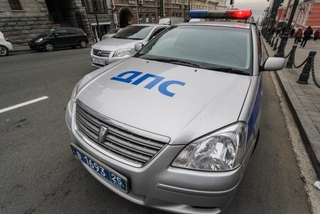Сотрудники ГИБДД задержали парня с наркотиками в Уссурийске