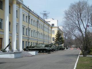 Новый командующий 5-й армией представлен офицерам в Уссурийске