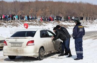Соревнования среди женщин-автолюбительниц «Автоледи-2013» прошли в Уссурийске