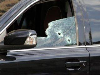 Неизвестные обстреляли автомобиль на трассе Уссурийск – Покровка
