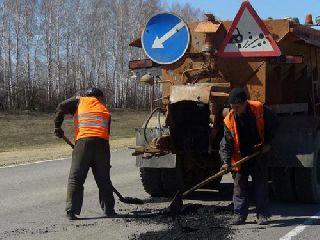 Подготовка дорог Уссурийска к лету начата