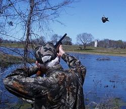 Весенняя охота открывается  в Приморье
