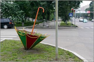 Благоустройству улиц Уссурийска идёт полным ходом
