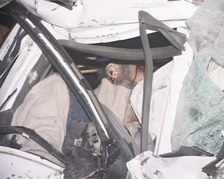 2 сотрудника ритуального агентства погибли в автомобильной аварии