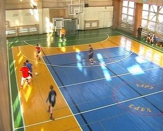 Краевой турнир по мини-футболу прошёл в Уссурийске