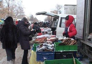 Уссурийцы могут посетить ярмарки, проводимые на центральной площади Уссурийска