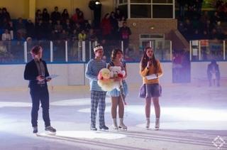 Второй этап конкурса танцевальных пар на льду «Хрустальный Олимп» прошёл в Уссурийске