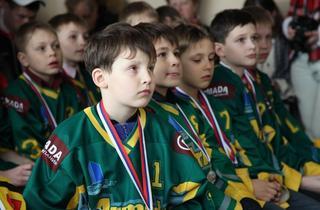 Сразу несколько команд уссурийской «Ледовой арены» вернулись с хорошими достижениями с престижных соревнований