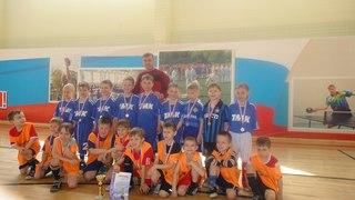 Краевой турнир по мини-футболу среди детей прошел в Уссурийске