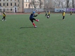 Уссурийские футболисты обыграли гостей из Черниговки