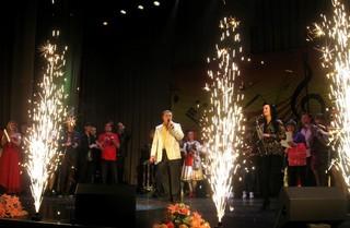Отчетный гала-концерт «Лучшая молодежь - лучшему городу»  прошел в Уссурийске