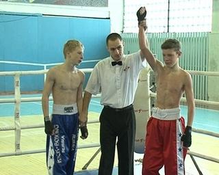 В Уссурийске прошло первенство Приморского края по кик-боксингу