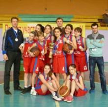 Четыре дня провели в Арсеньеве баскетболисты из Уссурийска