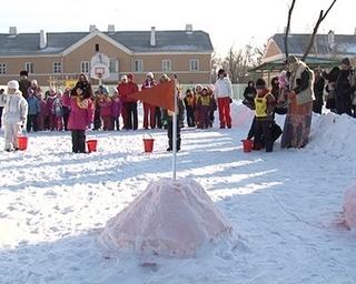 Малые зимние Олимпийские игры сплачивают детские коллективы