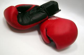 Боксёры сразились в Уссурийске