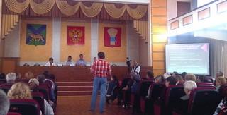 Жители Уссурийска примут участие в разработке документа, регулирующего дорожную деятельность