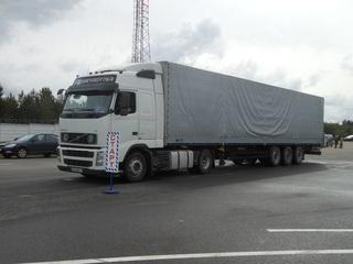 Впервые в Уссурийске пройдет отборочный этап Всероссийского конкурса мастерства водителей магистральных автопоездов