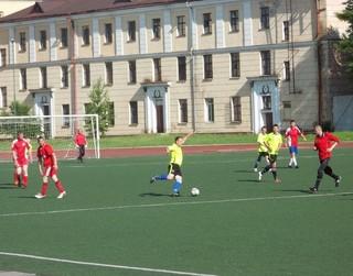 Турнир памяти Э.А. Алексеева продолжается: «Фреш-25» обыграл «Содружество»