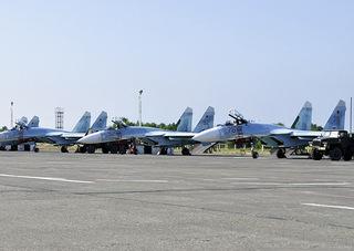Летчики из Уссурийска