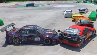 III этап соревнований по автомодельному спорту прошёл в Уссурийске