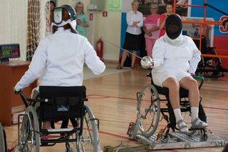 Второй этап Приморского фестиваля паралимпийских видов спорта прошел в Уссурийске