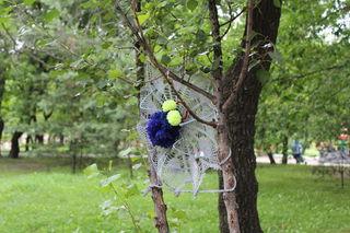 Необычные украшения появятся в городском парке Уссурийска