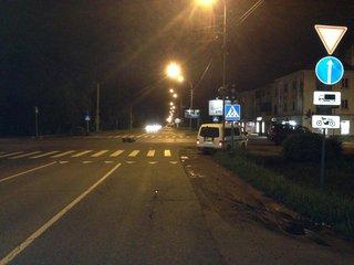 Двое несовершеннолетних пострадали в ДТП в Уссурийске