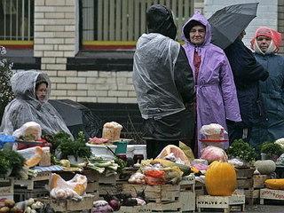 Полиция борется с незаконными торговцами в Уссурийске
