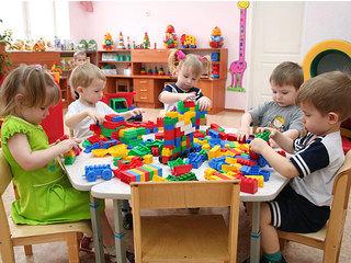 Свыше 20 детсадов планируют открыть в Приморье в 2013 году