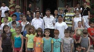 Приморские единборцы побывали на родине ушу