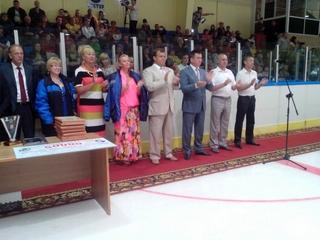 Владимир Миклушевский открыл первый фестиваль спорта Приморского края в Уссурийске