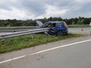 Три человека пострадало в результате ДТП под Уссурийском