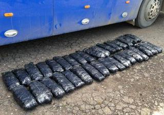680 шкурок животных задержали уссурийские таможенники