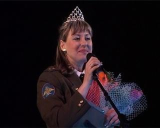 Елена Шершун – коронованная «леди в погонах»
