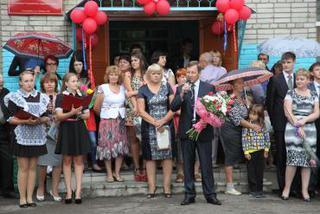 1 сентября во всех образовательных учреждениях Уссурийска прошли торжественные линейки